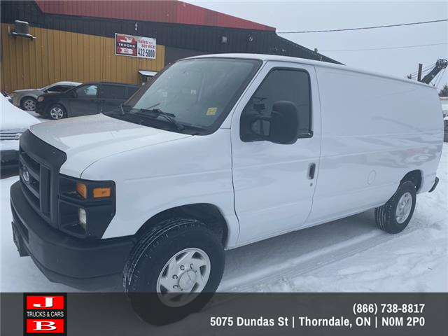 2012 Ford E-350 Super Duty Commercial (Stk: 6114) in Thordale - Image 1 of 7
