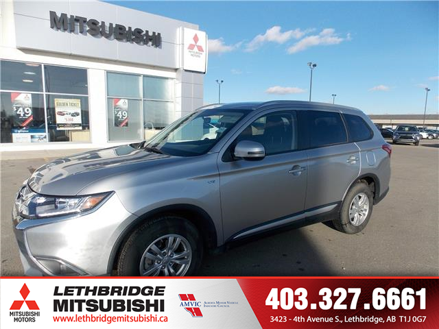 2018 Mitsubishi Outlander SE (Stk: P3998A) in Lethbridge - Image 1 of 16