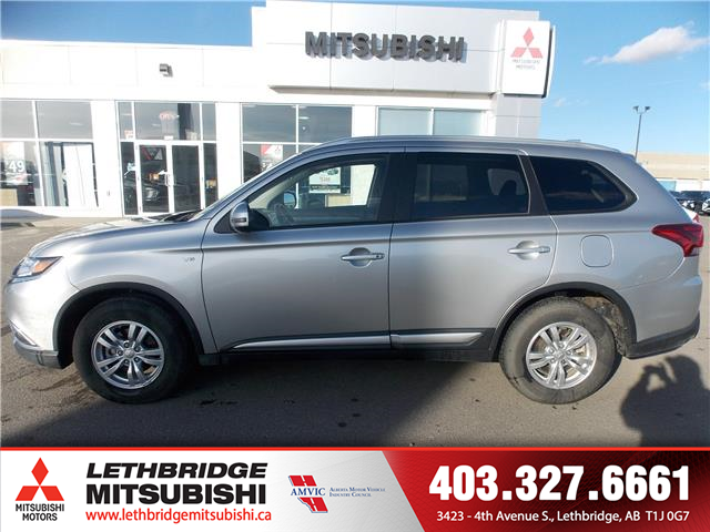 2018 Mitsubishi Outlander SE (Stk: P3998A) in Lethbridge - Image 2 of 16