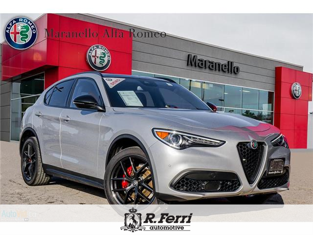 2019 Alfa Romeo Stelvio ti (Stk: 510AR) in Woodbridge - Image 1 of 18