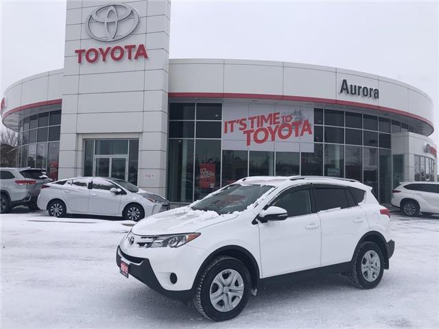 2015 Toyota RAV4 LE (Stk: 311421) in Aurora - Image 1 of 20