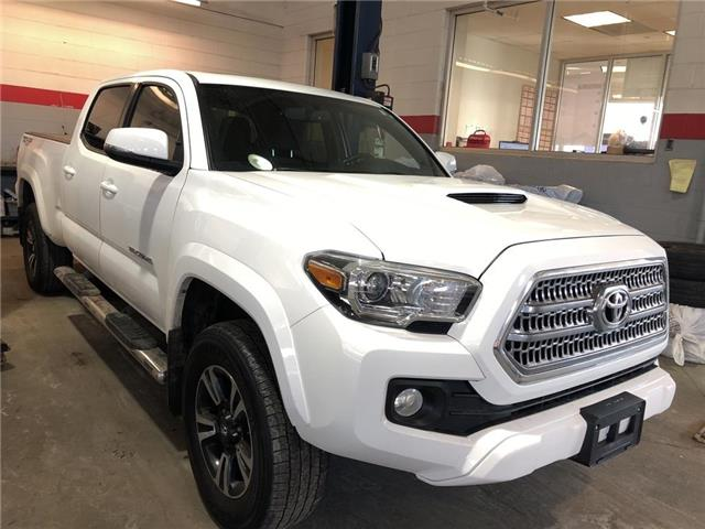 2016 Toyota Tacoma  (Stk: 6643) in Aurora - Image 1 of 11