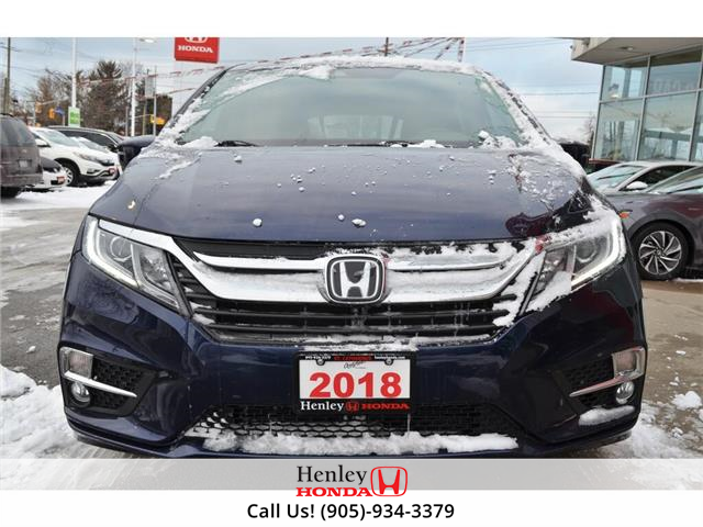 2018 Honda Odyssey NAV | LEATHER | BLUETOOTH | HEATED SEATS | BACK UP (Stk: H18751A) in St. Catharines - Image 2 of 29