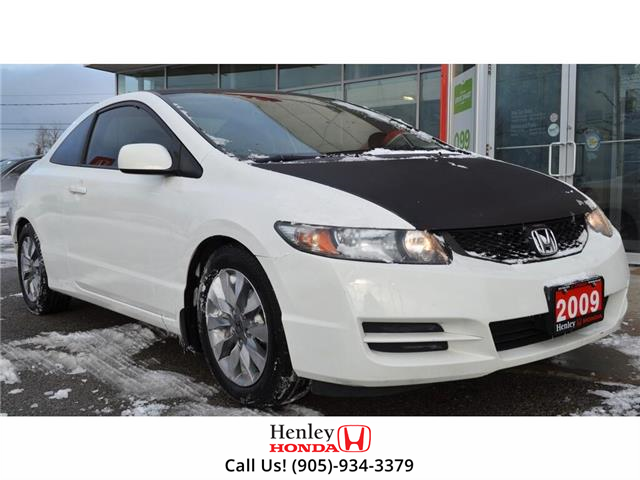 2009 Honda Civic Coupe SELF CERTIFY (Stk: H18808A) in St. Catharines - Image 1 of 20