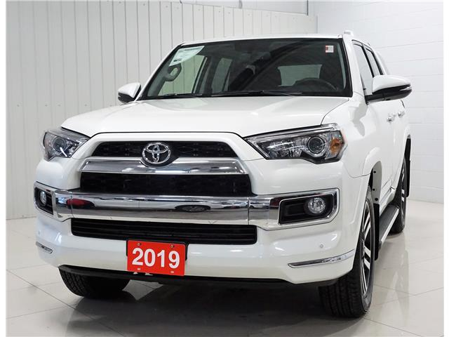 2019 Toyota 4Runner SR5 (Stk: R19048A) in Sault Ste. Marie - Image 1 of 28