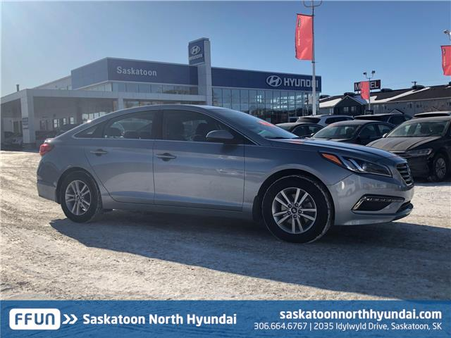 2017 Hyundai Sonata GL (Stk: B7514) in Saskatoon - Image 1 of 29