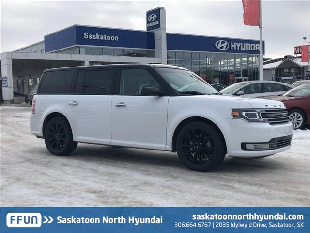 2019 Ford Flex Limited (Stk: B7496) in Saskatoon - Image 1 of 14