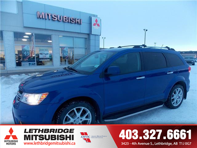 2015 Dodge Journey R/T (Stk: P3964A) in Lethbridge - Image 1 of 18