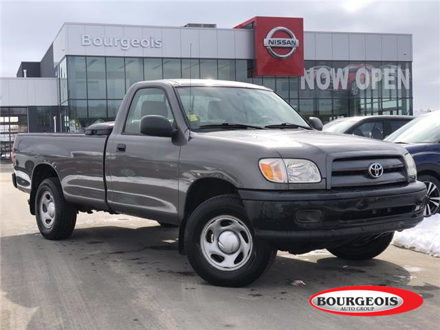 2006 Toyota Tundra Base V6 (Stk: 19TN14A) in Midland - Image 1 of 8