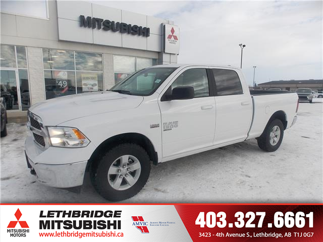 2019 RAM 1500 Classic SLT (Stk: P4006) in Lethbridge - Image 1 of 15