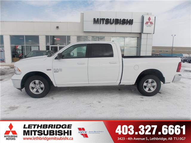 2019 RAM 1500 Classic SLT (Stk: P4006) in Lethbridge - Image 2 of 15