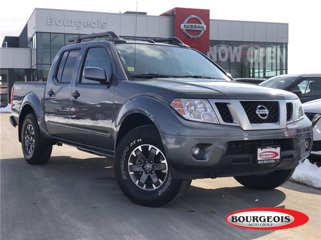 2019 Nissan Frontier PRO-4X (Stk: R00050) in Midland - Image 1 of 18