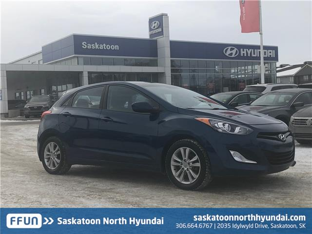 2014 Hyundai Elantra GT GLS (Stk: B7492A) in Saskatoon - Image 1 of 28