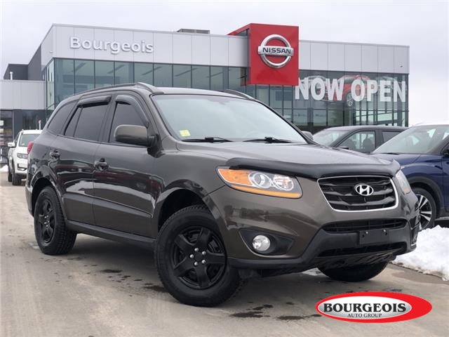 2011 Hyundai Santa Fe  (Stk: 9MR12AA) in Midland - Image 1 of 13