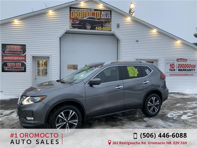 2020 Nissan Rogue SV (Stk: 167) in Oromocto - Image 1 of 18