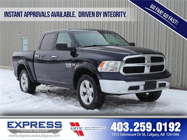 2016 RAM 1500 SLT (Stk: P15-1217A) in Calgary - Image 1 of 16