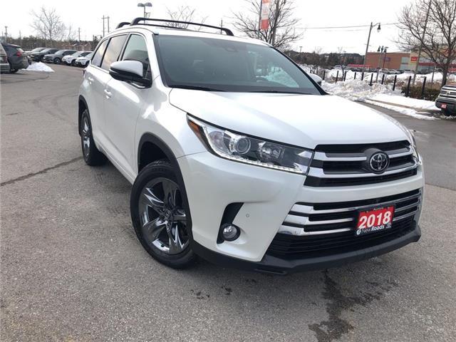 2018 Toyota Highlander Limited (Stk: 316121) in Aurora - Image 2 of 25