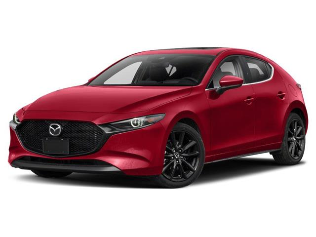 2020 Mazda Mazda3 Sport GT (Stk: 20-0008) in Ajax - Image 1 of 9