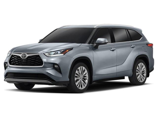 2020 Toyota Highlander Limited (Stk: 10961) in Brampton - Image 1 of 3