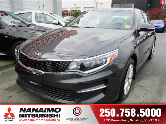 2018 Kia Optima LX (Stk: 20R0805A) in Nanaimo - Image 1 of 18
