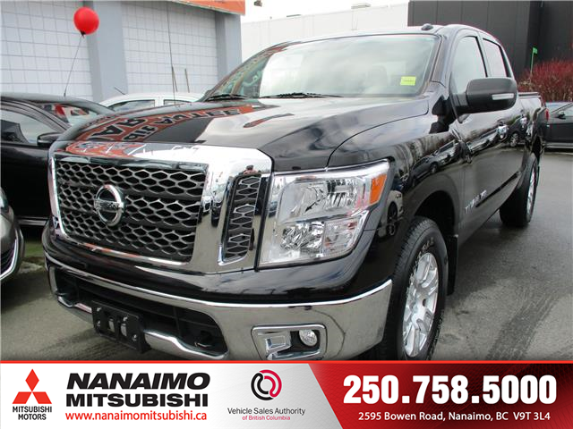 2018 Nissan Titan SV (Stk: LP1768A) in Nanaimo - Image 1 of 20