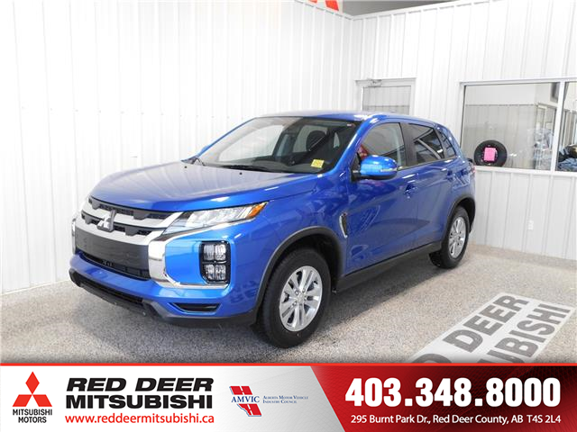 2020 Mitsubishi RVR  (Stk: R208740) in Red Deer County - Image 1 of 15