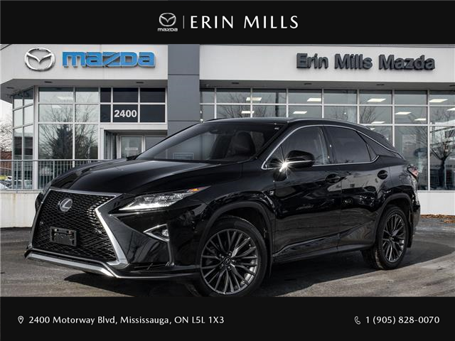 2018 Lexus RX 350 Base (Stk: P4548) in Mississauga - Image 1 of 23