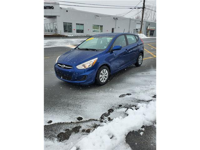 2016 Hyundai Accent Sport 5-Door 6A (Stk: p20-037) in Dartmouth - Image 1 of 14