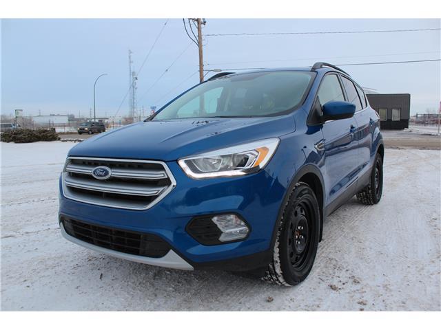 2017 Ford Escape SE (Stk: P1798) in Regina - Image 1 of 18