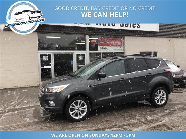 2017 Ford Escape SE (Stk: 17-00806) in Greenwood - Image 1 of 26