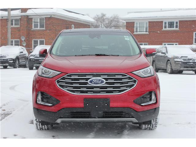 2020 Ford Edge Titanium (Stk: 2002290) in Ottawa - Image 2 of 17