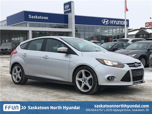 2012 Ford Focus Titanium (Stk: B7446A) in Saskatoon - Image 1 of 30