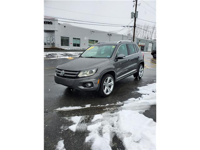 2013 Volkswagen Tiguan R Sport (Stk: p20-029) in Dartmouth - Image 1 of 17