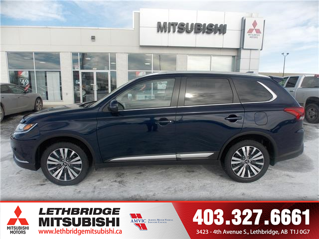 2020 Mitsubishi Outlander EX-L (Stk: 20T604829) in Lethbridge - Image 2 of 18
