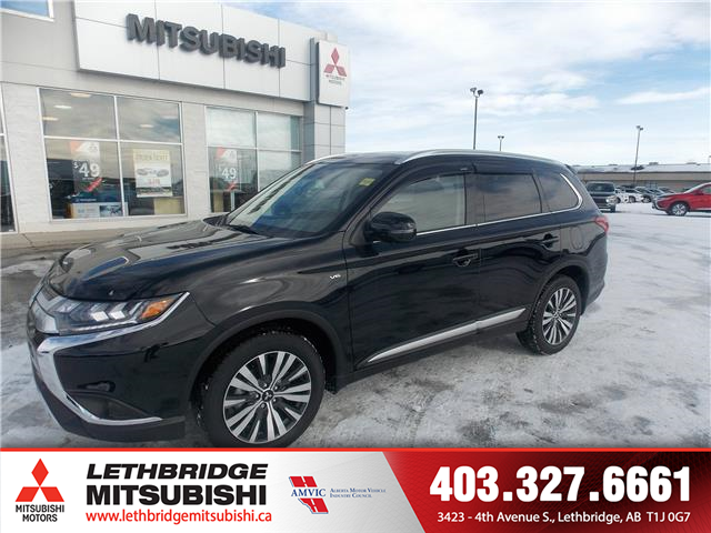 2020 Mitsubishi Outlander GT (Stk: 20T602983) in Lethbridge - Image 1 of 19