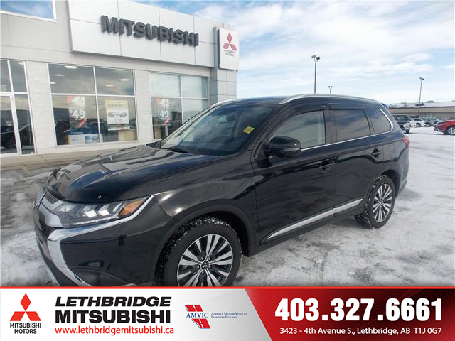 2020 Mitsubishi Outlander EX-L (Stk: 20T605735) in Lethbridge - Image 1 of 18