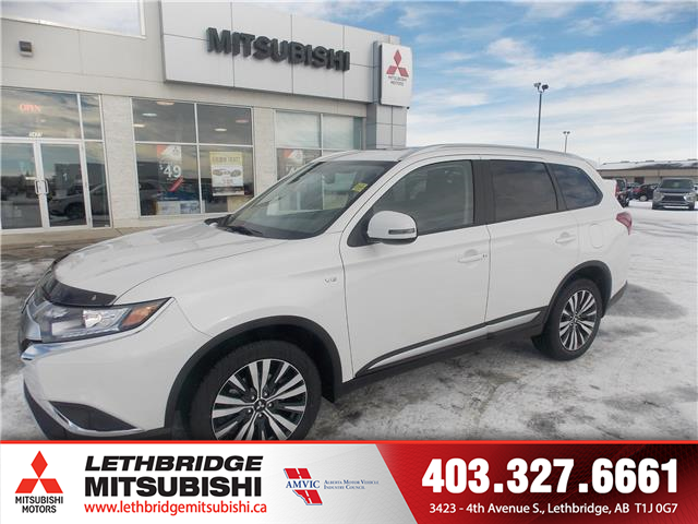 2020 Mitsubishi Outlander SEL (Stk: 20T605284) in Lethbridge - Image 1 of 19