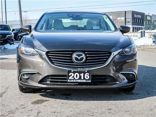 2016 Mazda MAZDA6 GT (Stk: DV516A) in Ajax - Image 2 of 24