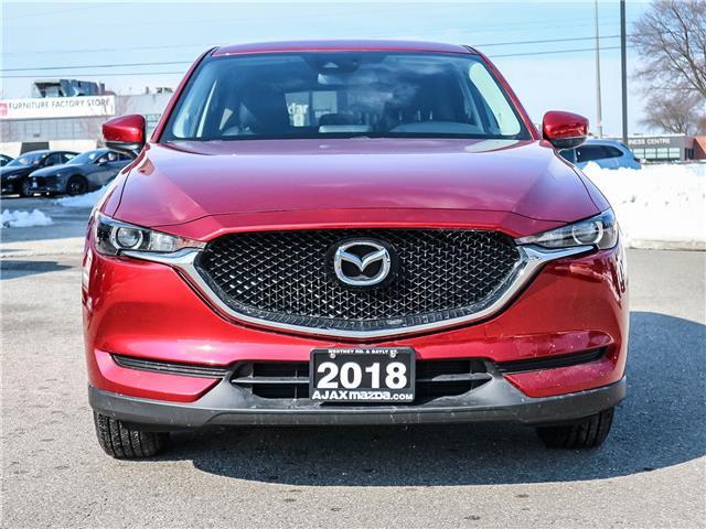 2018 Mazda CX-5 GS (Stk: 20-1105A) in Ajax - Image 2 of 24