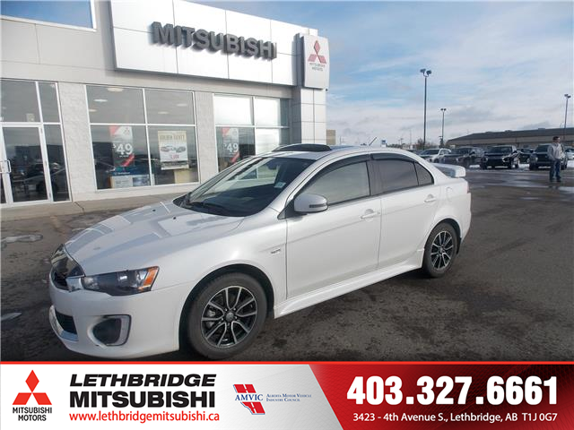 2017 Mitsubishi Lancer ES (Stk: 9E603865A) in Lethbridge - Image 1 of 18