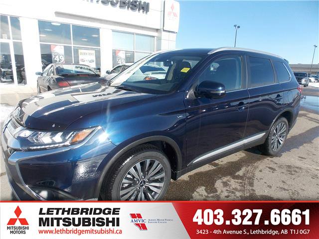 2020 Mitsubishi Outlander GT (Stk: 20T605197) in Lethbridge - Image 1 of 18