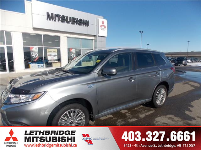 2020 Mitsubishi Outlander SE (Stk: 20T605547) in Lethbridge - Image 1 of 17