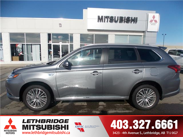 2020 Mitsubishi Outlander SE (Stk: 20T605547) in Lethbridge - Image 2 of 17