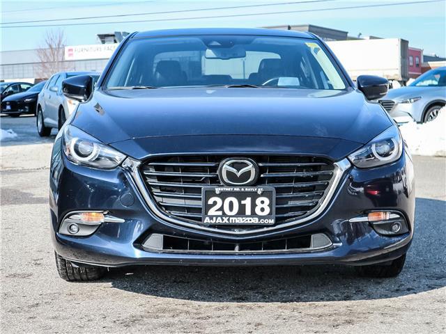 2018 Mazda Mazda3 GT (Stk: P5422) in Ajax - Image 2 of 25
