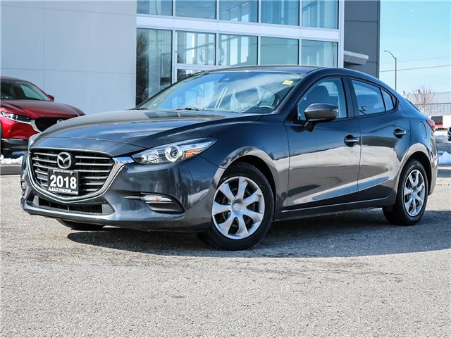 2018 Mazda Mazda3 GX (Stk: P5416) in Ajax - Image 1 of 23