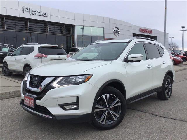 2019 Nissan Rogue SV (Stk: U1623) in Hamilton - Image 1 of 28