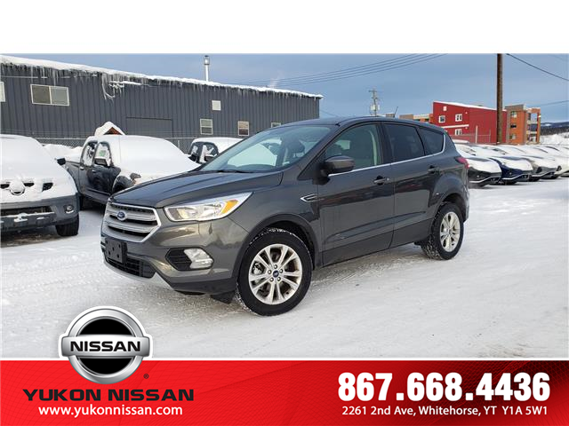 2019 Ford Escape SE (Stk: P1066) in Whitehorse - Image 1 of 16