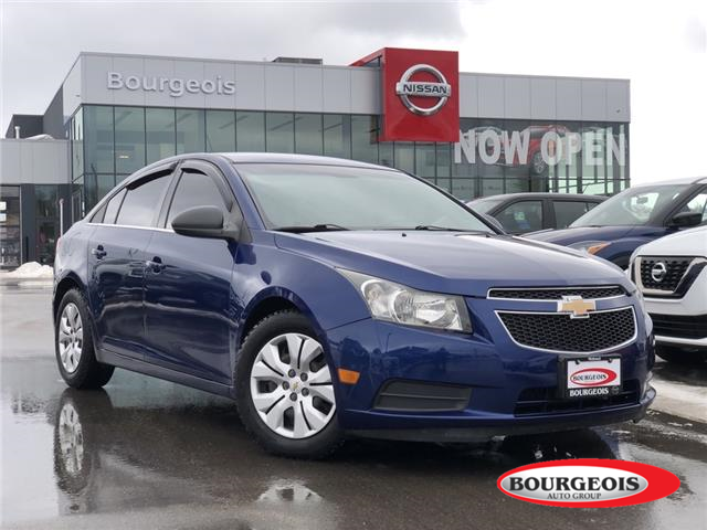 2012 Chevrolet Cruze LS (Stk: 19FR24AAA) in Midland - Image 1 of 4