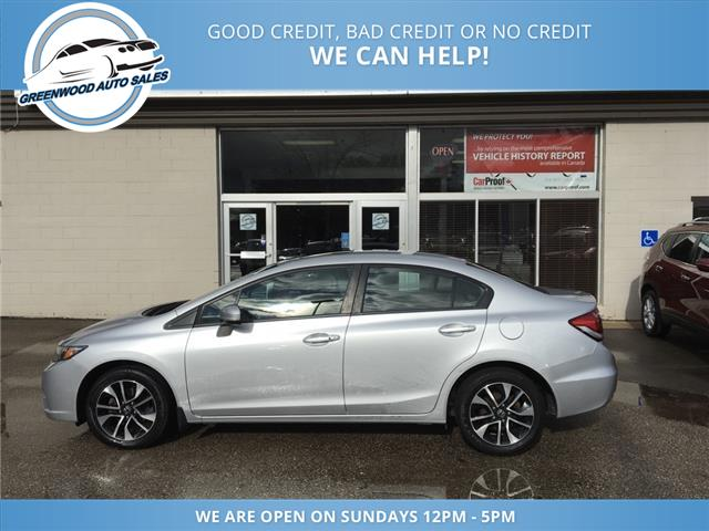 2015 Honda Civic EX (Stk: 15-42157) in Greenwood - Image 1 of 25