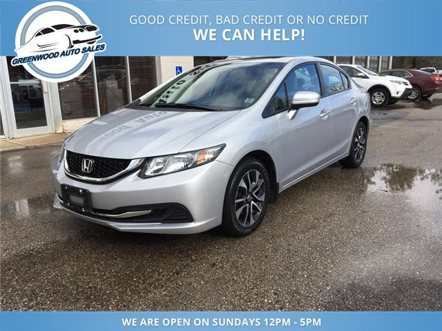 2015 Honda Civic EX (Stk: 15-42157) in Greenwood - Image 2 of 25